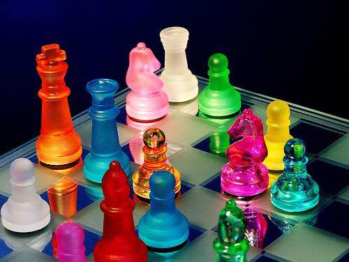 Шахматы: 7 шахматных правил
