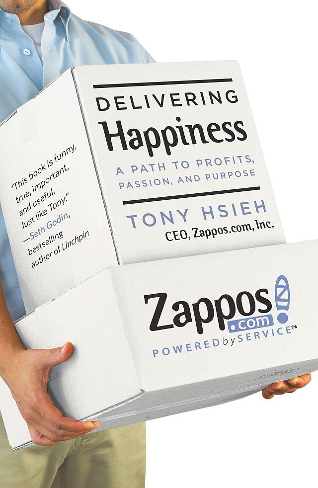 Доставляя счастье