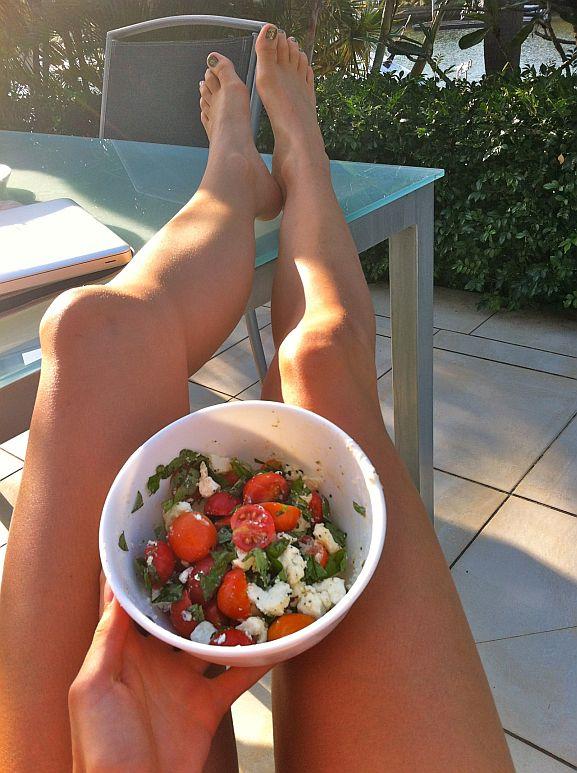 Начать вести здоровый образ жизни - питание