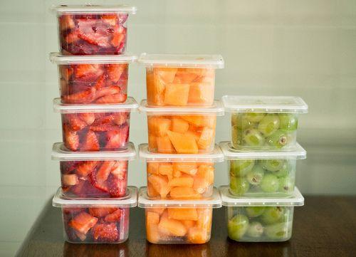 как нужно питаться, чтобы похудеть - фрукты