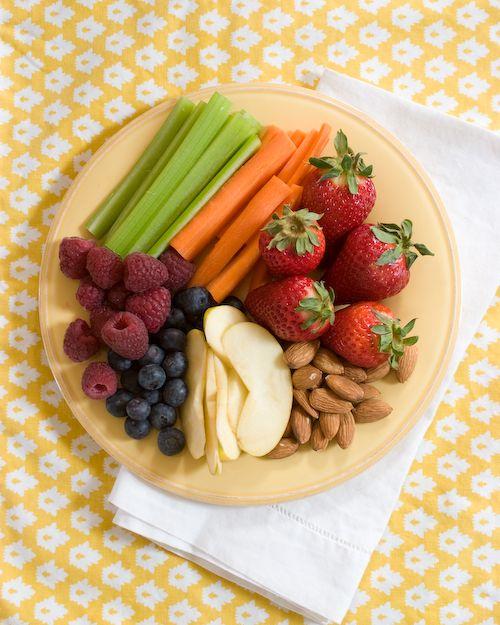 как нужно питаться, чтобы похудеть - блюдо с ягодами