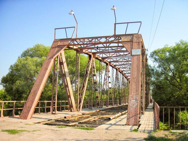 Пеший марафон - старый мост