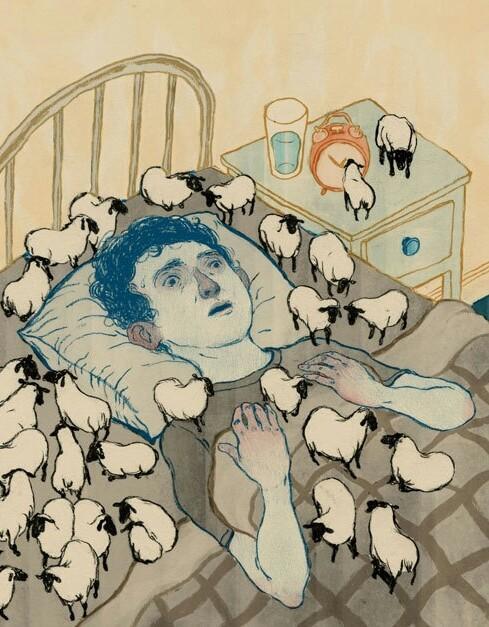 Что делать, чтобы быстро уснуть
