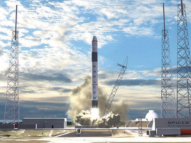 Falcon 9, последняя разработка SpaceX