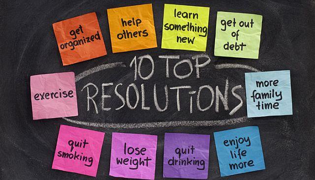 Как сделать так, чтобы наши новогодние обещания исполнялись?