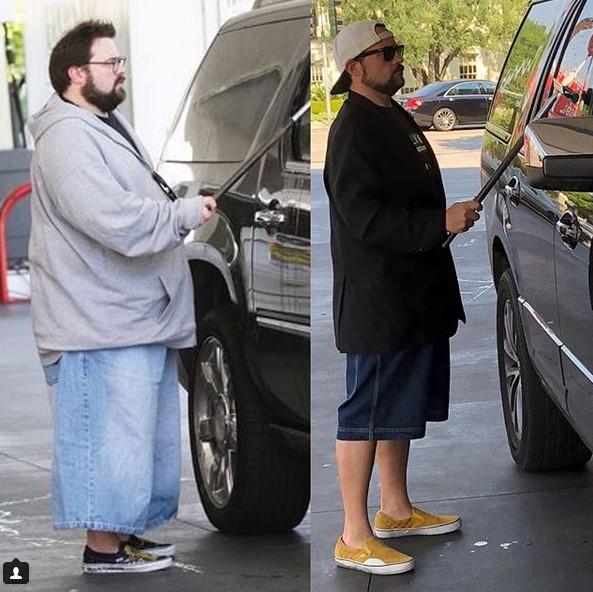 Как Кевин Смит похудел