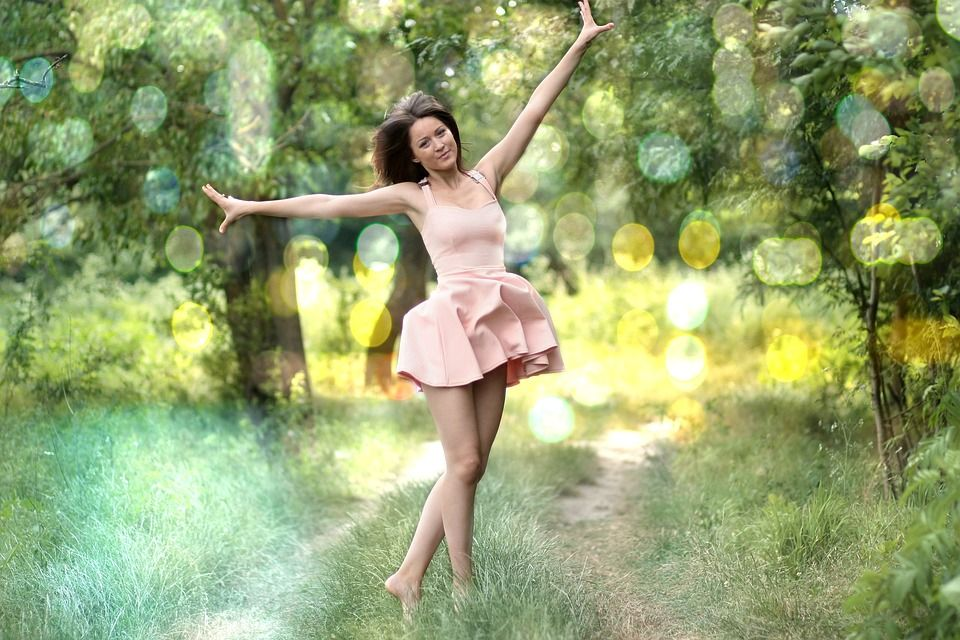 Как успокоить нервы и снять стресс в домашних условиях - танец