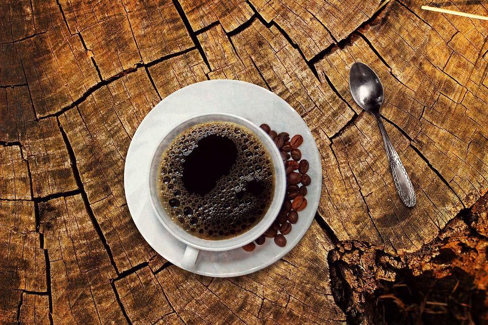 Кофе с грибами