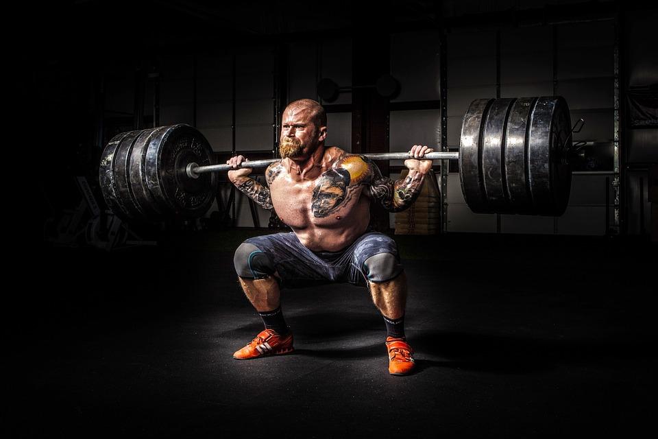Не растут мышцы из-за неправильной тренировки