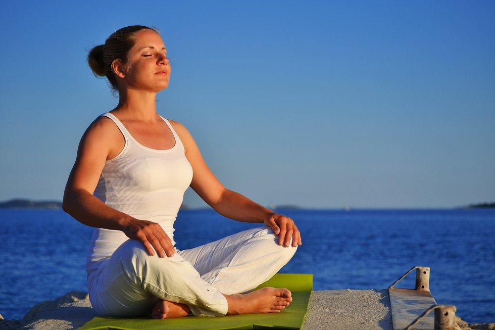 Йога для похудения начинающим дыханием
