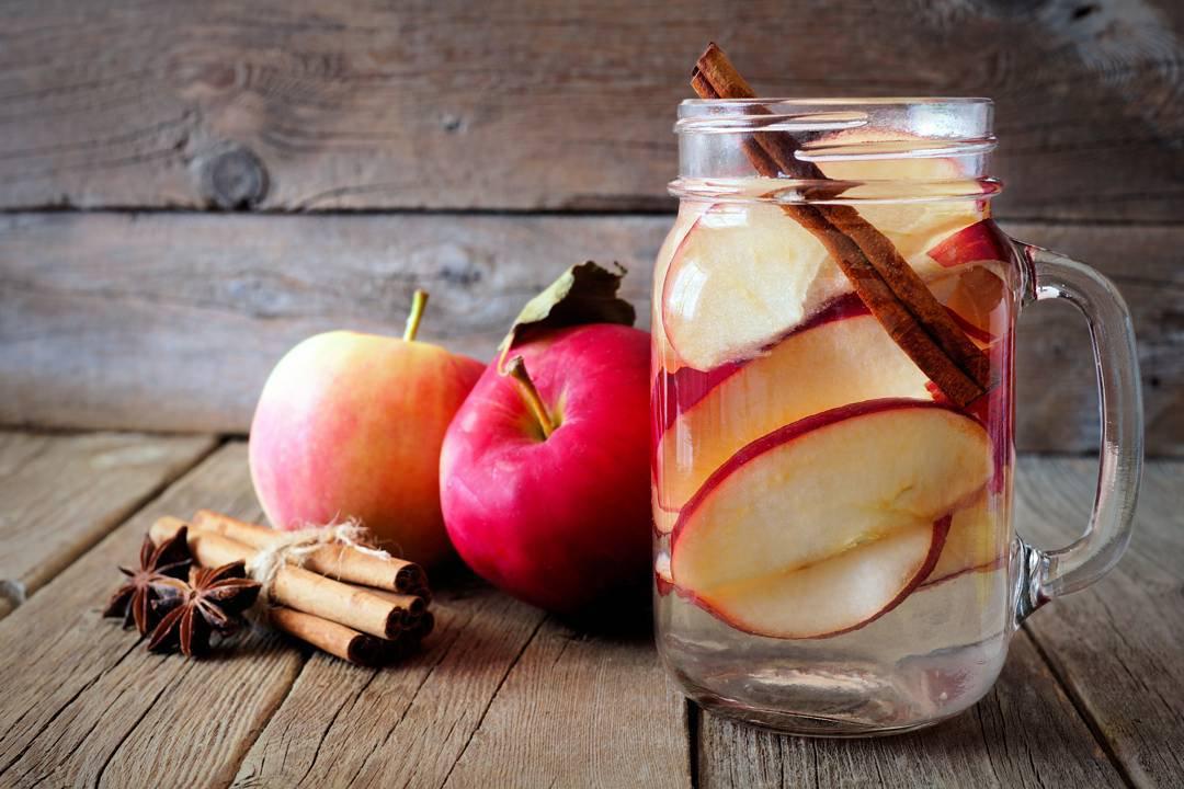 Яблоки Для Похудения Отвар. Почему можно и нужно есть яблоки при похудении?