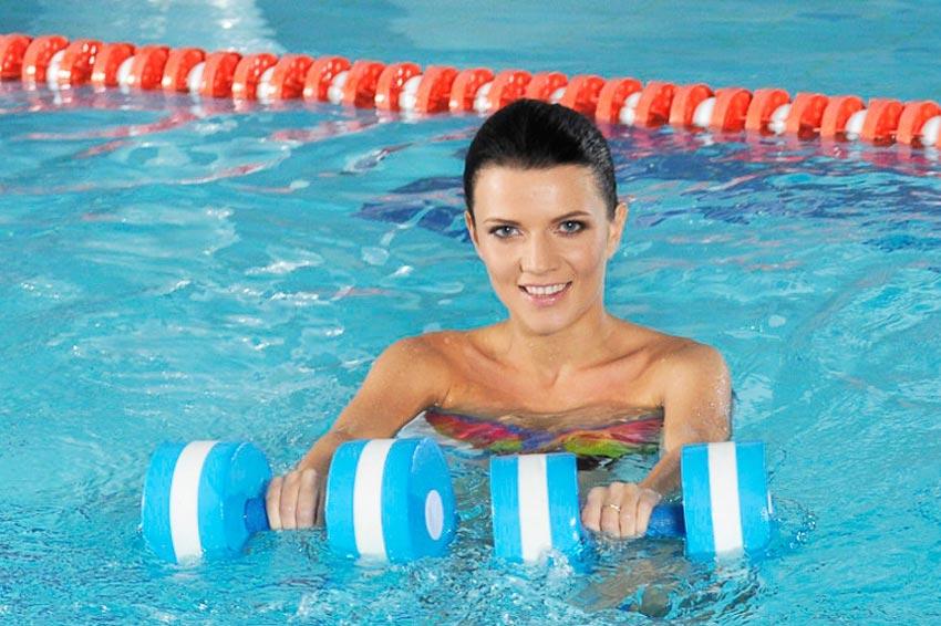 Похудение при плавании в бассейне отзывы