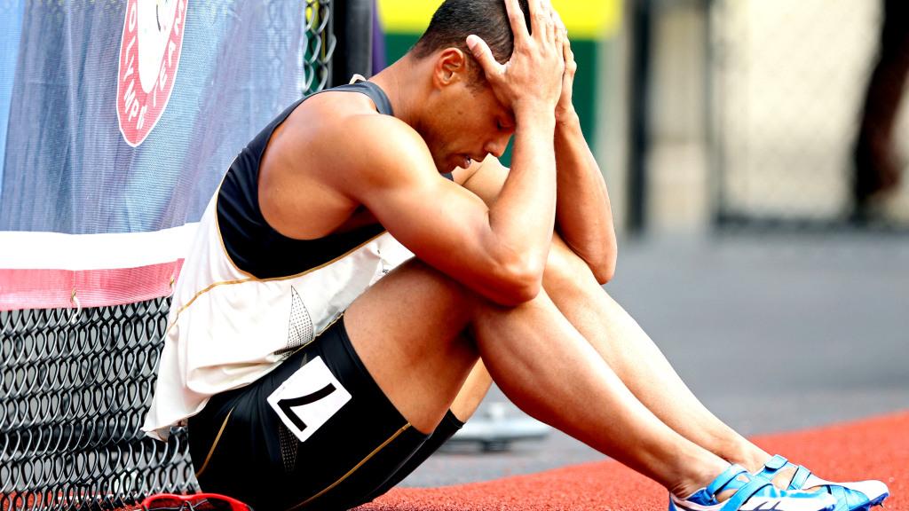 Картинки страха спортсмена