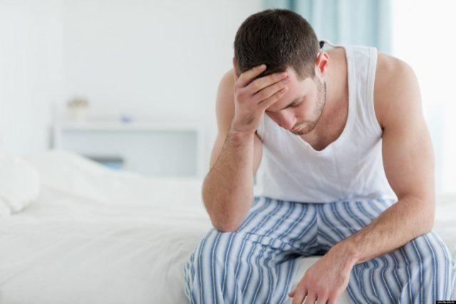 Появление простатита