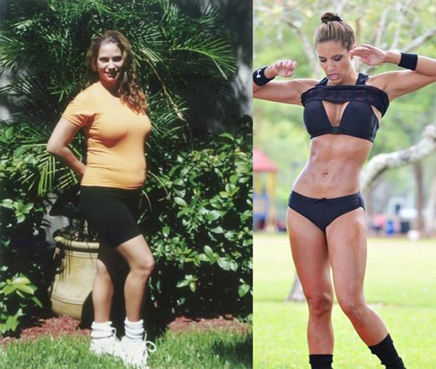 Сначала похудеть а потом спорт