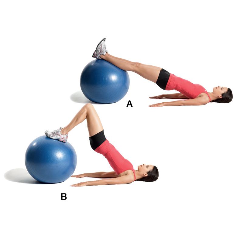 Упражнения с мячом для похудения картинки с надписями