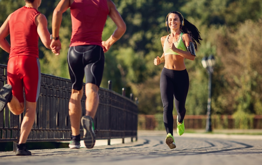 Способ Похудения Бег Или. Ходьба или бег для похудения