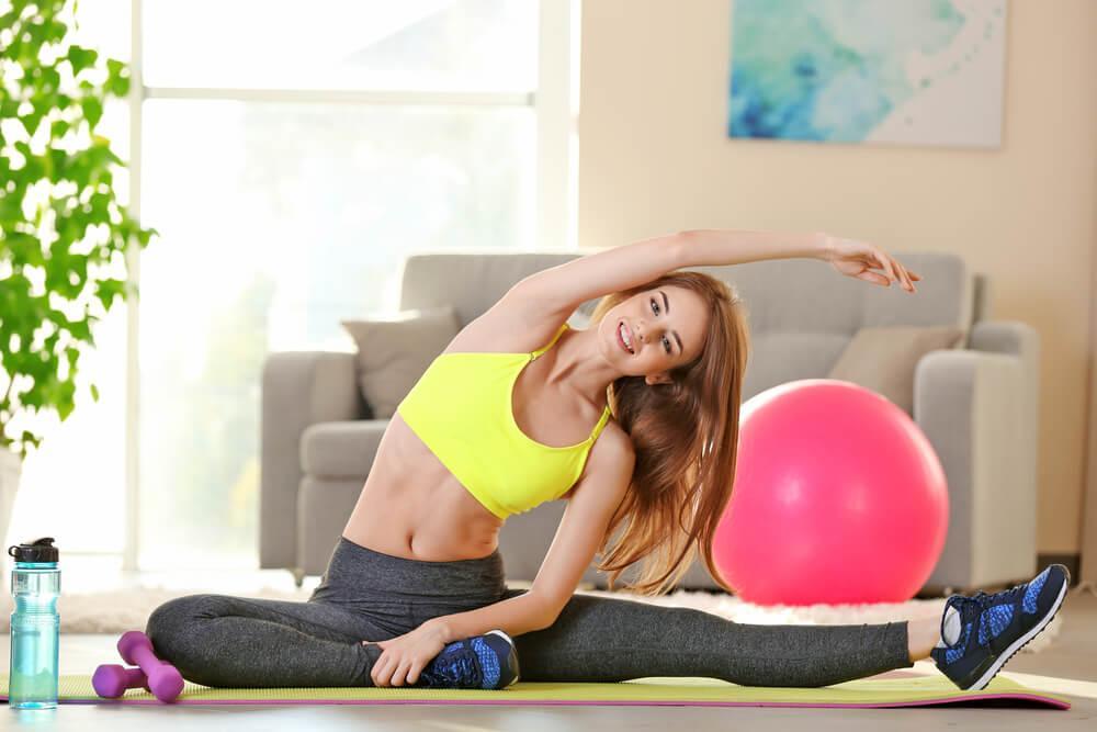 Советы Похудения Гимнастика. Упражнения для быстрого похудения в домашних условиях