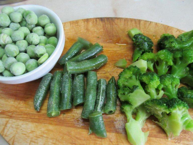 Диета цветная капуста брокколи стручковая фасоль