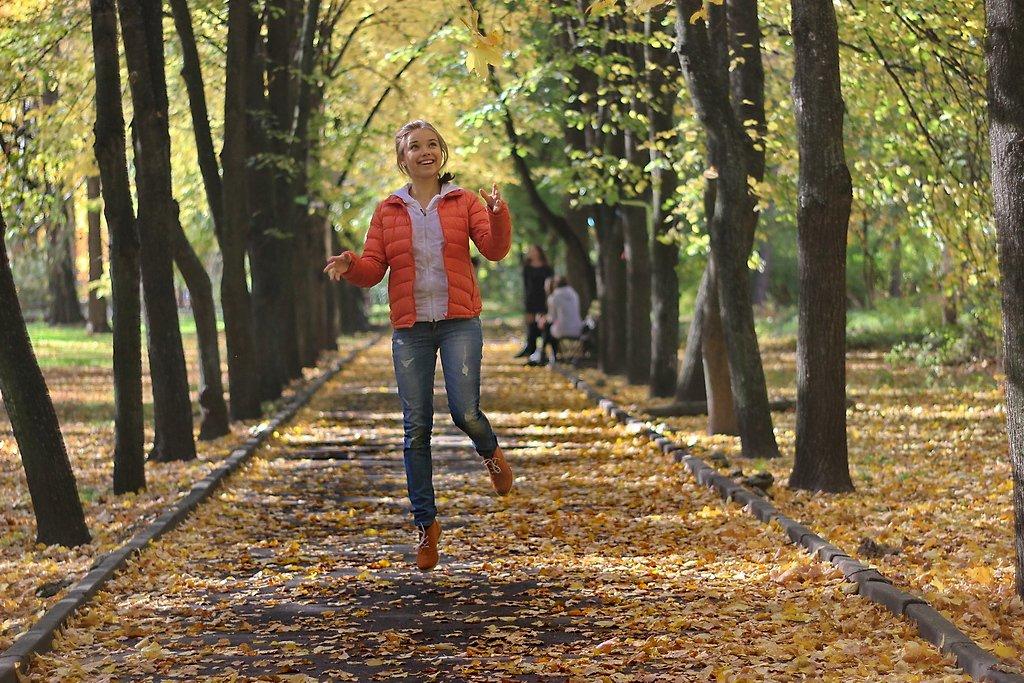картинки картинка гуляющего человека какой