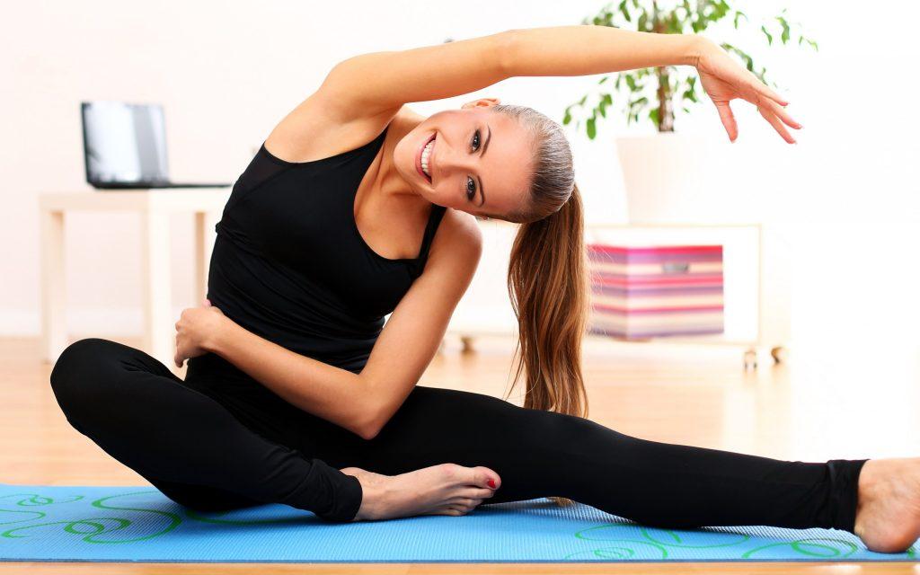 Упражнения дыхания йога похудение
