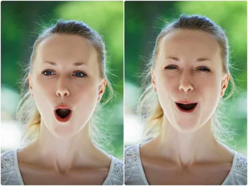 Способ Для Похудения Щек. 7 простых способов похудеть в лице