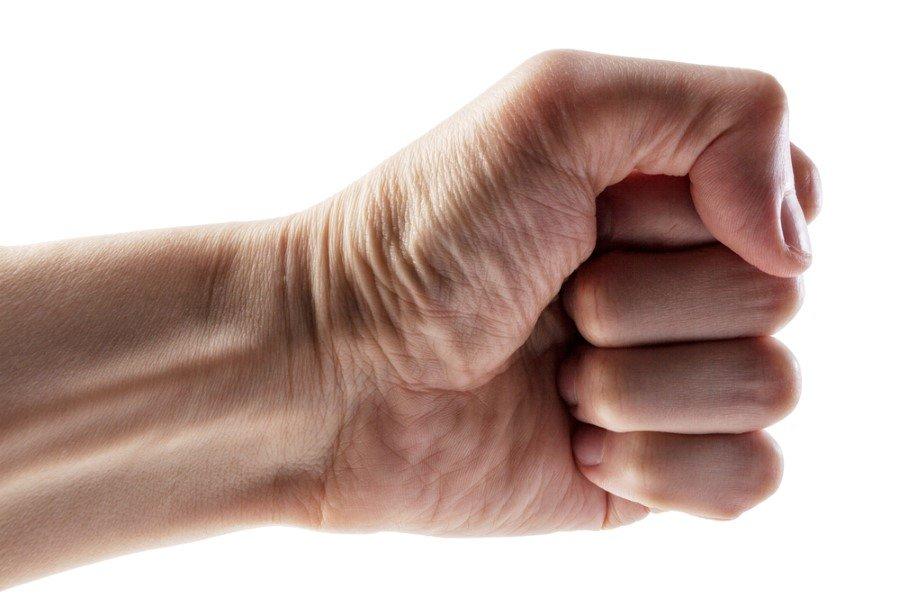 центральный картинка кулак и другие меня