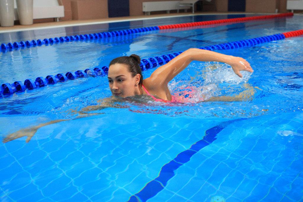 Плавание Как Способ Для Похудения.