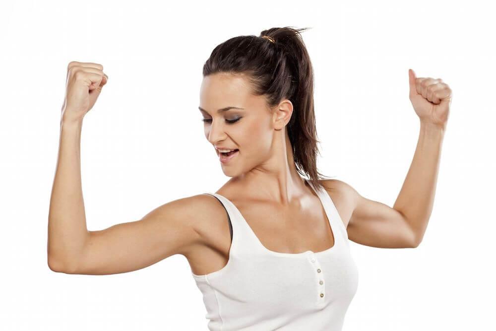 Похудеть Мышцам Рук. Эффективные упражнения для похудения рук и плеч