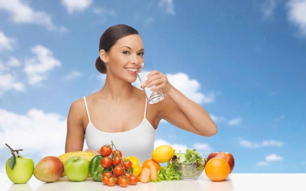Здоровая диета для людей