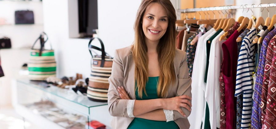 Как получать большую выгоду при продаже одежды