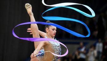 Как попасть на летние сборы по художественной гимнастике