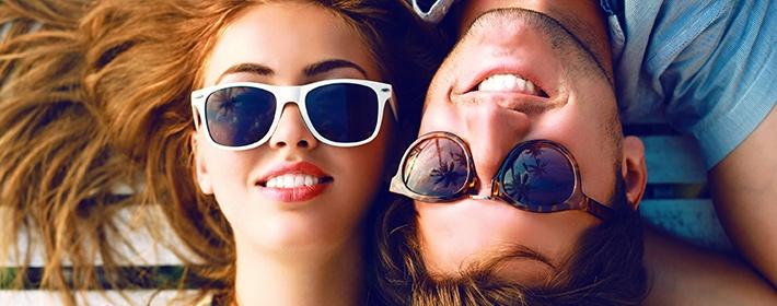 Как выбрать солнцезащитные очки по типу оправы