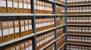 Как организовать архив документов организации
