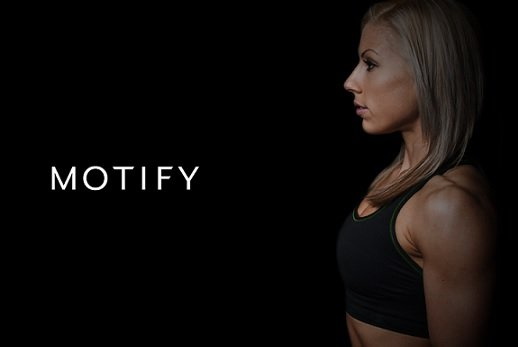 Motify - спортивный зал прямо у вас дома