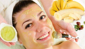 Банановые маски