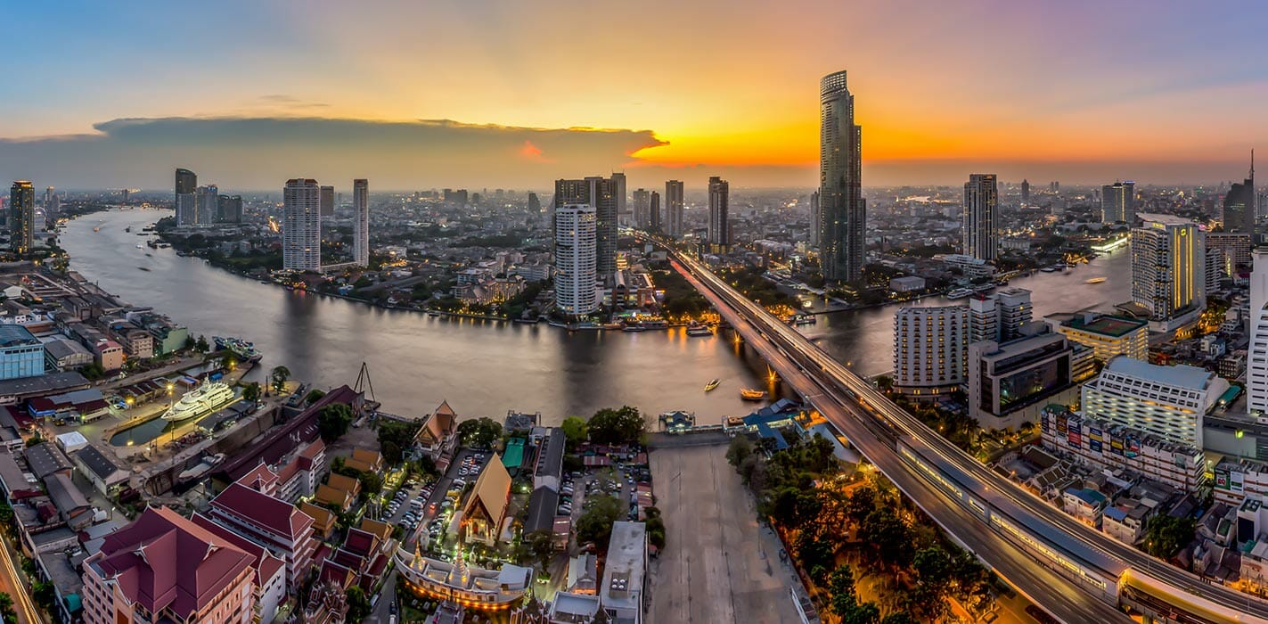 Бангкок – город удивительных контрастов