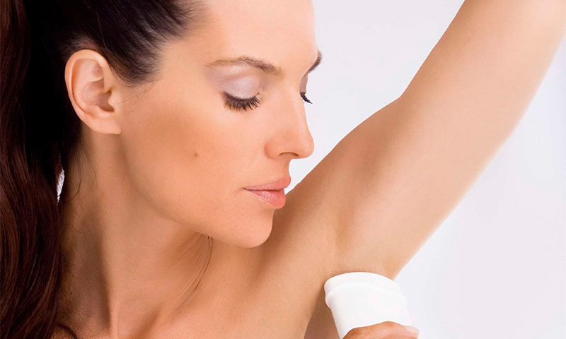 Как выбрать хороший дезодорант