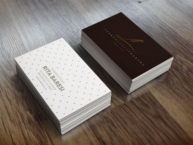 Что нужно знать про печать визиток