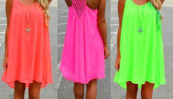 Как выбрать красивое летнее платье