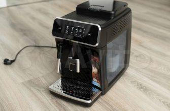 Топ-3 автоматических кофемашины от Philips