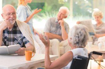Особенности выбора частного дома престарелых