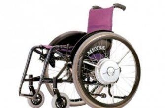 Виды активной инвалидной коляски