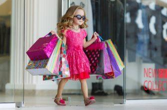 Правила выбора детского платья