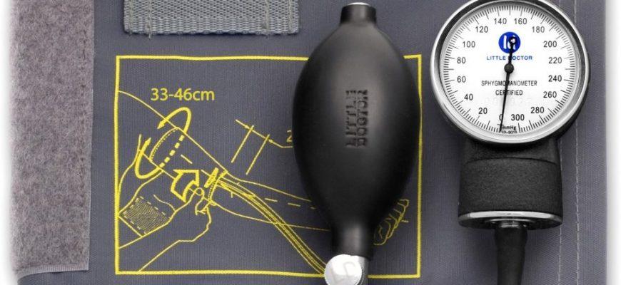 Особенности и преимущества механических тонометров