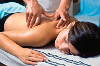 Самые популярные виды массажа