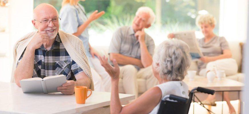 Как выбрать пансионат для пожилого человека