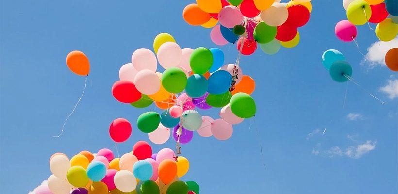 Латексные воздушные шары – особенности