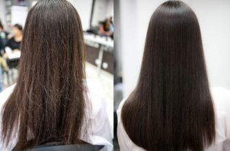 Особенности кератиновых средств для выпрямления волос