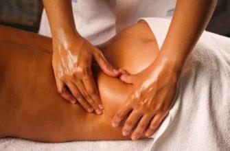 Преимущества антицеллюлитного массажа